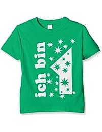 Coole-Fun-T-Shirts Ich Bin 1 Jahr, T-Shirt Fille