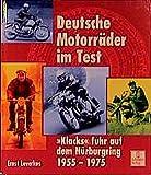 Deutsche Motorräder im Test: 'Klacks' fuhr auf dem Nürburgring