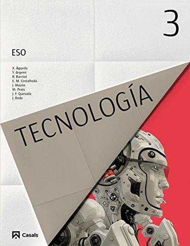 Tecnología 3 ESO (2015) - 9788421857571 por VV.AA.