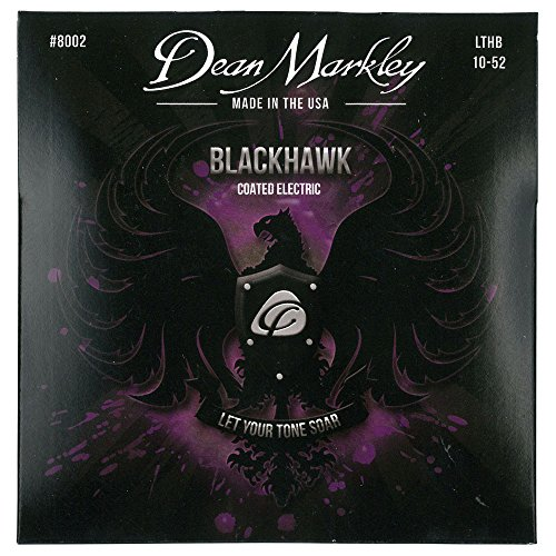 DEAN MARKLEY BLACKHAWK COATED E STRINGS LTOP