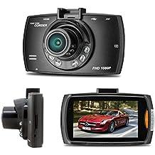 DVR,WINWINTOM HD 1080P LCD auto DVR macchina fotografica del precipitare Crash Cam G-sensore di visione notturna HDMI