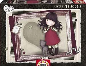 Puzzles Educa - Love, 1000 pièces puzzle (Educa Borras 15997)