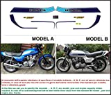 Kit ADESIVI Decal Sticker Honda CB 900 F Super Sport 1979 (Ability to Customize The Colors)
