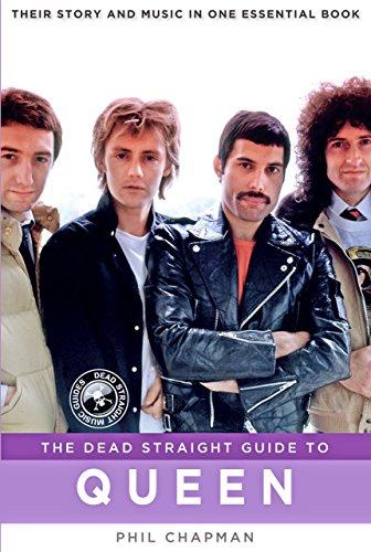 Dead Straight Guide to Queen par Phil Chapman