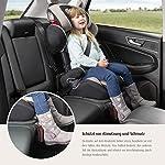 51Uup2sldmL._SS150_ reer Kindersitz-Unterlage TravelKid Protect, rutschfeste Unterlage, ISOFIX geeignet, für alle herkömmlichen Modelle, grau