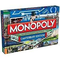 Monopoly - Juego de miniatura, de 2 a 6 jugadores (22859) (versión en inglés)