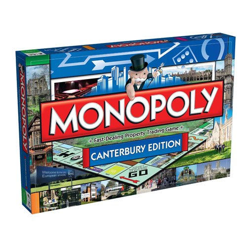 Monopoly Canterbury Edition - Brettspiel - Winning Moves