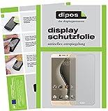 dipos I 6X Schutzfolie matt passend für Ulefone Gemini Folie Bildschirmschutzfolie
