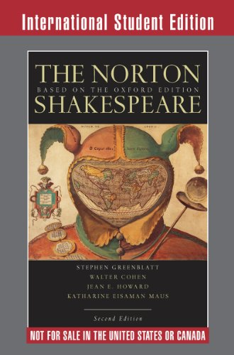 The Norton Shakespeare: Based on the Oxford Edition