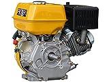 Rotek luftgekühlter 1-Zylinder 4-Takt 270ccm Benzinmotor, EG4-0270-H-S1