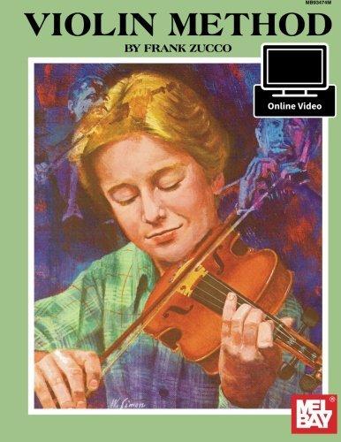 Violin Method by Frank Zucco (2015-06-16)