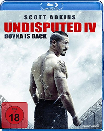 Bild von Undisputed IV - Boyka Is Back [Blu-ray]