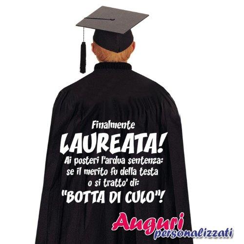 Regali simpatici per laurea