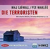 Die Terroristen: Hörspiel (2 CDs) - Maj Sjöwall