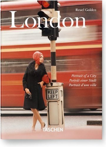 London. Portrait of a City published by Taschen GmbH (2013)