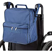 Medipaq Deluxe Wheelchair Bag - Attaches to the handles to Provide Useful and Convenient Storage