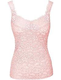 6ab34041799f08 Suchergebnis auf Amazon.de für: unterhemd spitze - Damen: Bekleidung
