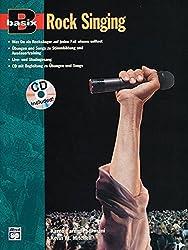 Basix Rock Singing Techniques: Book & Enhanced CD (Basix(R) Series) by Karen Farnum Surmani (1997-02-01)