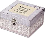 Mother Square Periwinkle Belle Papier Jewelry Music Box - Best Reviews Guide