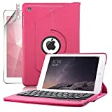 Best Boriyuan Cases For Ipad Minis - iPad Mini Case with Keyboard, Boriyuan Protective Folding Review