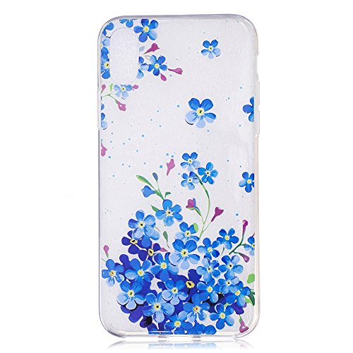 iPhone 8 case, Xinyiyi antiurto Soft Shell durevole resistente ai graffi iPhone 8 TPU cover protettiva