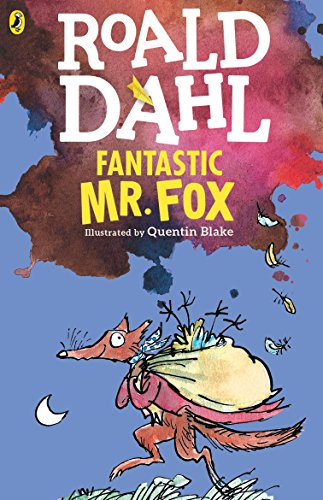 Fantastic Mr. Fox por Roald Dahl