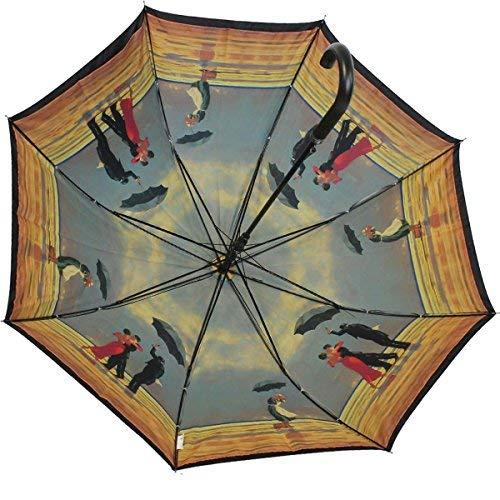 Regenschirm Schirm Jack Vettriano Singing Butler mit Doppelbespannung Jupiter Jack