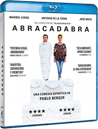 Abracadabra [Blu-ray] 51Uv2XuoQ5L