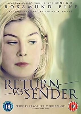 Return to Sender [DVD] [2015]