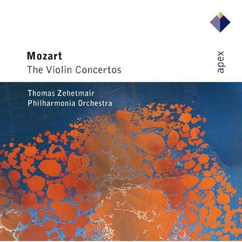 Violin Concerto No.2 in D major K211 : I Allegro moderato