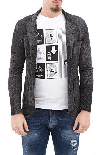 IMPERIAL - Giacca blazer uomo j3908j110 m grigio scuro