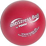 Togu - Pelota antiestrés, color rojo