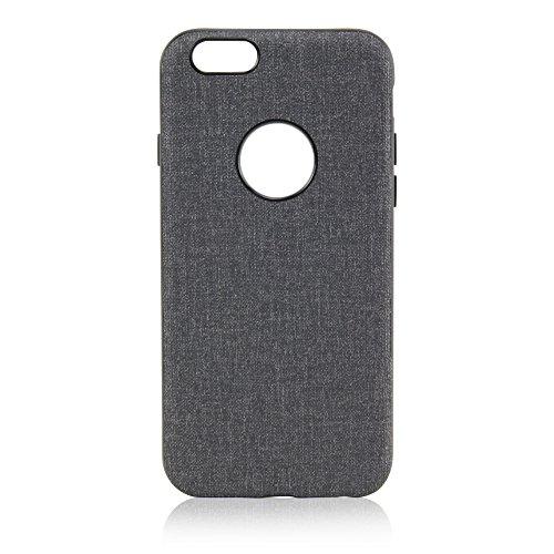 Wunderbar IPhone 6/6s Hülle   Premium Kratzfeste Handyhülle Aus Hochwertigen Canvas  Gewebe Mit Flexiblen TPU