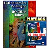 140 berceuses allemandes des des années 20 à 40-140 des berceurs allemands légendaires dans un livre et 6 CD (Playbacks).