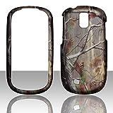 2D Camo Baum Samsung T589Galaxy F Slider T-Mobile Fall Hard Phone Cover Snap auf Fall Blenden