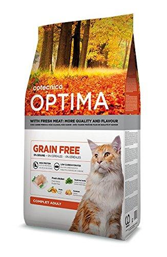 katzeninfo24.de 3kg Optima Cat Grain Free Adult – Katzenfutter getreidefrei