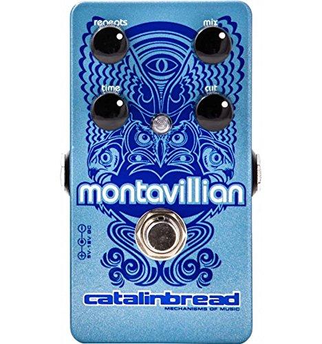Catalinbread Montavillian Ambient Delay · Pedal guitarra eléctrica