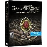 Game of Thrones – Saison 7 – Edition limitée Steel-book Blu-Ray - Inclus un Contenu Exclusif et Inédit « Conquête & Rébellion - L'histoire des Sept Couronnes »