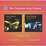 The Collectable King Crimson, Volume One: Live in Mainz 1974 & Live in Asbury Park 1974