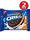 Oreo Kekse Chocolate Peanut Butter Creme - 2er Pack (2x432g)