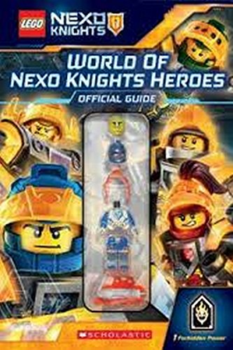 World of NEXO Knights Official Guide LEGO