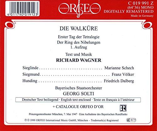 La Walkyrie [Import allemand]