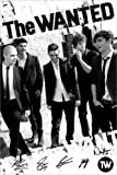 The Wanted Signatures Music Maxi Poster Print - 56x86 cm