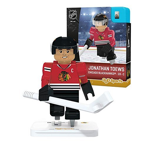 Chicago blackhawks nhl jonathan toews oyo mini figure