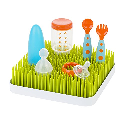 Jern Large Lawn Drying Rack & Bottle Dish Grass For Baby Sippy Cups Organize Cutlery Holder