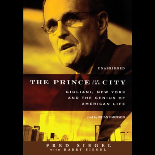 The Prince of the City  Audiolibri