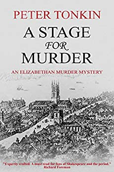 A Stage for Murder by [Tonkin, Peter]