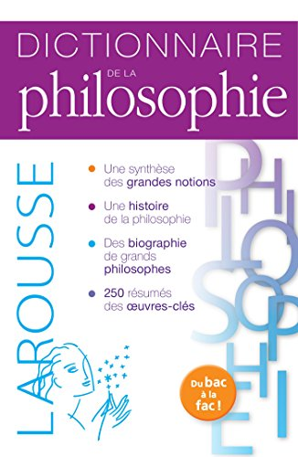 Dictionnaire de philosophie par Thierry Paquot
