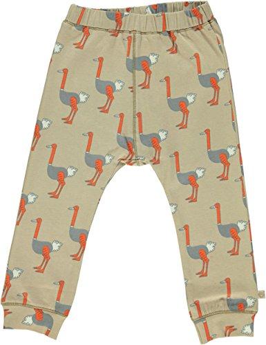 Beige Ostrich (Smafolk Jersey Pants - Ostrich - Size 56cm – 1-2 Months)