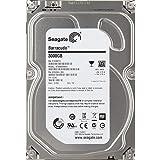 Seagate Barracuda ST3000DM001 interne Festplatte 3TB (8,9 cm (3,5 Zoll), 7200rpm, 64MB Cache, SATA III)